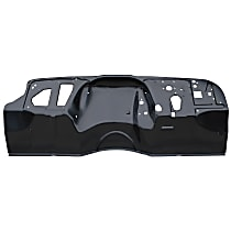 Key Parts 0849-230 Dash Panel - Black, Plastic, Direct Fit