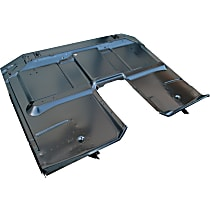 Key Parts 0849-243 Floor Panel - Direct Fit, Sold individually