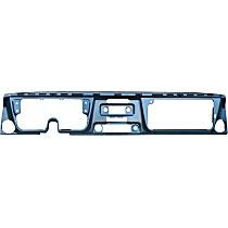 0849-380 Dash Panel - Black, Direct Fit