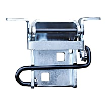 0850-205 Door Hinge - Upper, Driver Side, Stainless Steel, Steel, Direct Fit, Sold individually