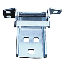 0850-208 Door Hinge - Lower, Passenger Side, Stainless Steel, Steel, Direct Fit, Sold individually