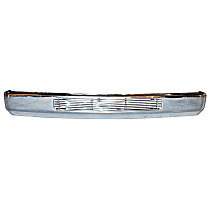 Front Bumper, Chrome