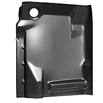 0852-227 L Floor Pan - Direct Fit, Sold individually