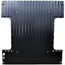 Key Parts 0857-321 Floor Panel - Direct Fit, Sold individually