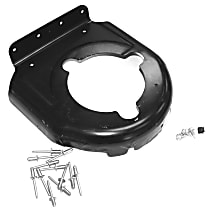 Key Parts 1576-361 L Strut Tower Repair Cap - Direct Fit