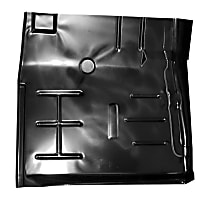 1580-221 L Floor Pan - Direct Fit, Sold individually