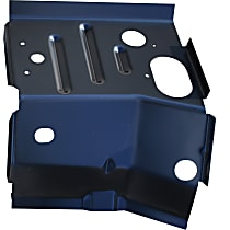 Key Parts 1980-341 Cab Floor Support - Direct Fit
