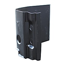 95-56-80-0 Crossmember - Black, Steel, Direct Fit, Sold individually