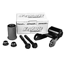 Key Parts KPR0005 Leaf Spring Hanger - Kit Rear