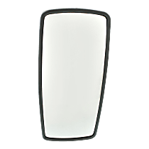Mirror - Driver or Passenger Side, Chrome
