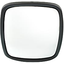 Driver or Passenger Side Non-Heated Mirror Glass, Without Turn Signal Light