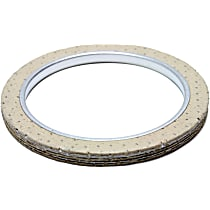 Felpro 23591 Exhaust Flange Gasket - Direct Fit, Sold individually