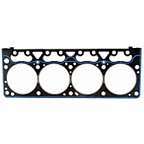 Felpro 519SD Cylinder Head Gasket - Direct Fit, Sold individually