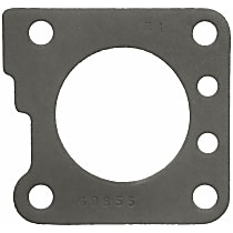 Felpro 60855 Throttle Body Gasket - Direct Fit, Sold individually