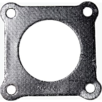 Felpro 61002 Exhaust Flange Gasket - Direct Fit, Sold individually
