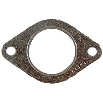 Felpro 61314 Exhaust Flange Gasket - Direct Fit, Sold individually