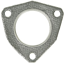 Felpro 61641 Exhaust Flange Gasket - Direct Fit, Sold individually