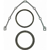 Felpro BS40011 Rear Main Seal - Rubber, Direct Fit, Sold individually