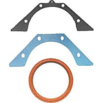 Felpro BS40158 Rear Main Seal - Rubber, Direct Fit, Sold individually