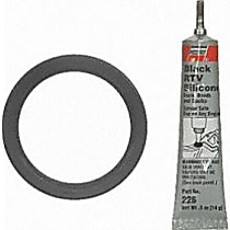 Felpro BS40419 Rear Main Seal - Rubber, Direct Fit, Sold individually