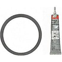 Rear Main Seal - Rubber, Direct Fit, Sold individually