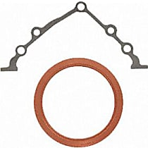 Felpro BS40562 Rear Main Seal - Rubber, Direct Fit, Sold individually