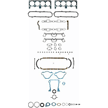 Felpro KS2108 Engine Gasket Set - Overhaul, Direct Fit, Set
