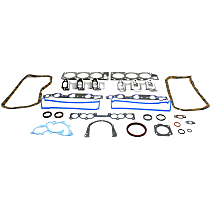 KS2813 Engine Gasket Set - Overhaul, Direct Fit, Set