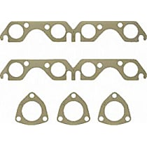 MS90020 Exhaust Manifold Gasket - Direct Fit, Set