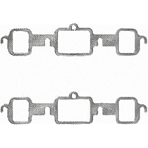 MS90021 Exhaust Manifold Gasket - Steel, Direct Fit, Set