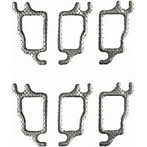 MS90198 Exhaust Manifold Gasket - Direct Fit, Set