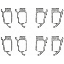 MS90235 Exhaust Manifold Gasket - Direct Fit, Set