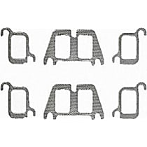 MS90241 Exhaust Manifold Gasket - Direct Fit, Set