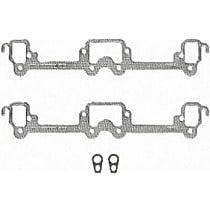 Felpro MS90460 Exhaust Manifold Gasket - Direct Fit, Set