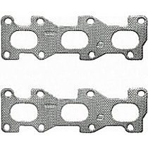 Felpro MS90725 Exhaust Manifold Gasket - Direct Fit, Set