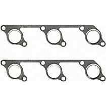 Felpro MS90779 Exhaust Manifold Gasket - Direct Fit, Set of 2