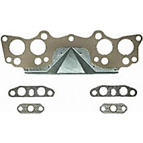 Felpro MS91680 Exhaust Manifold Gasket - Direct Fit, Set