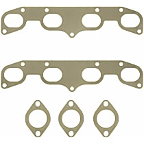 Felpro MS9245B-1 Exhaust Manifold Gasket - Direct Fit, Set