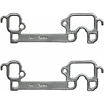 Felpro MS93791 Exhaust Manifold Gasket - Direct Fit, Set