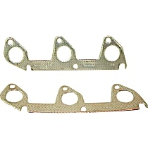 Felpro MS93850 Exhaust Manifold Gasket - Direct Fit, Set