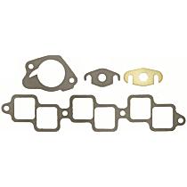 Intake Plenum Gasket - Direct Fit, Set of 3