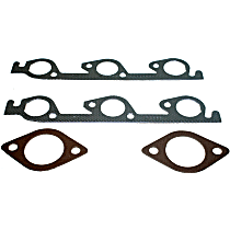 Felpro MS94666 Exhaust Manifold Gasket - Direct Fit, Set