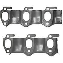 Felpro MS94708-1 Exhaust Manifold Gasket - Direct Fit, Set