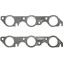 MS95829 Exhaust Manifold Gasket - Direct Fit, Set