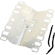 Valley Pan Gasket - Direct Fit