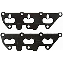 Felpro MS96088-1 Exhaust Manifold Gasket - Direct Fit, Set