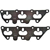 Felpro MS96088 Exhaust Manifold Gasket - Direct Fit, Set