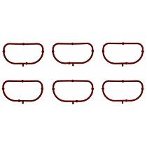 MS96176 Intake Plenum Gasket - Direct Fit, Set