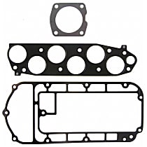 Felpro MS96410 Intake Plenum Gasket - Direct Fit, Set