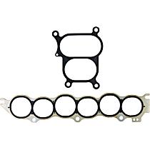 Felpro MS96471 Intake Plenum Gasket - Direct Fit, Set